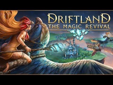 Driftland: The Magic Revival Game Play Walkthrough / Playthrough |