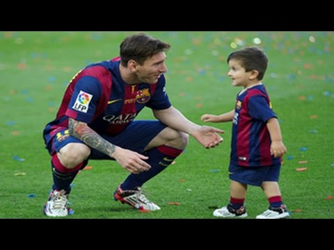 Futbolistas Famosos Y Sus Hijos Famous Football Players And Their