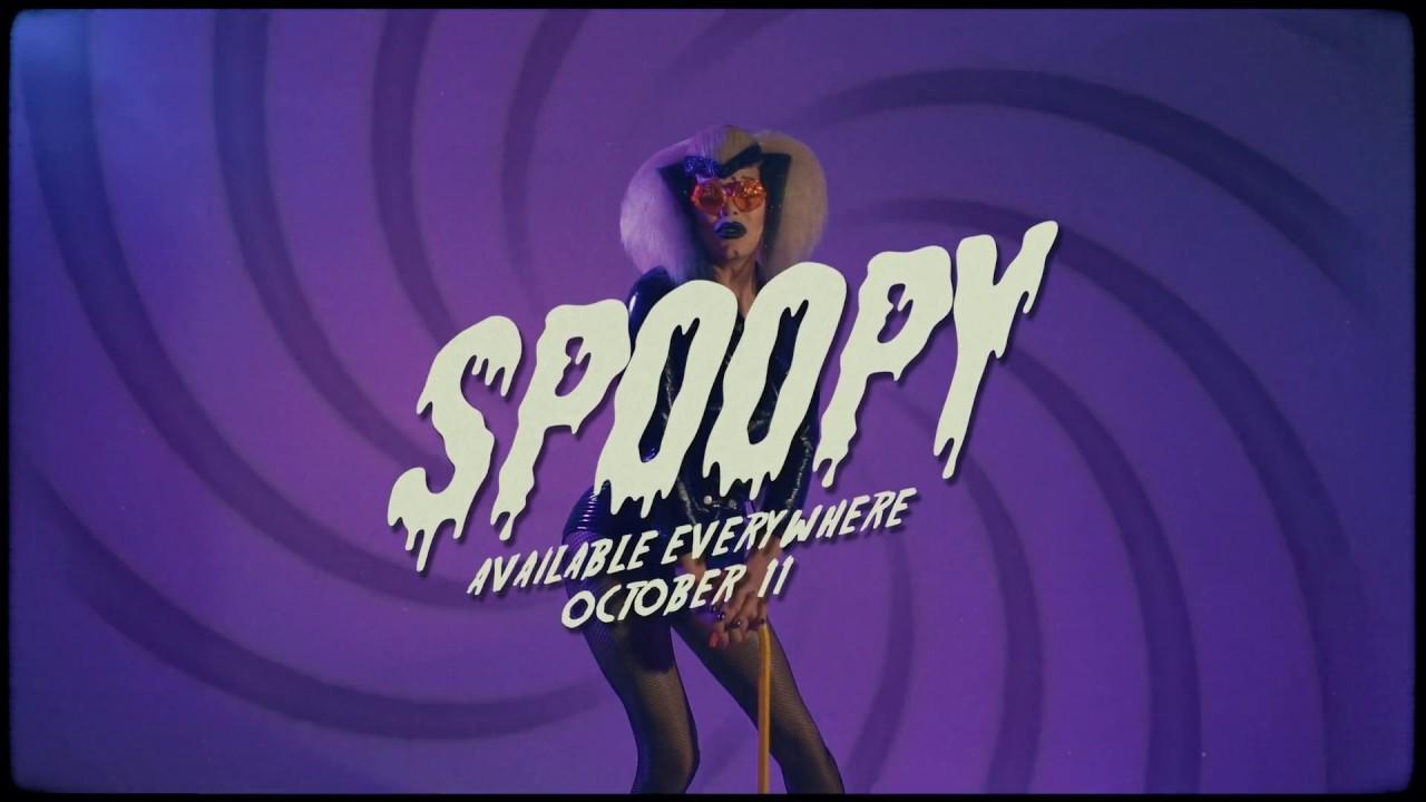 Sharon Needles 'SPOOPY' Teaser