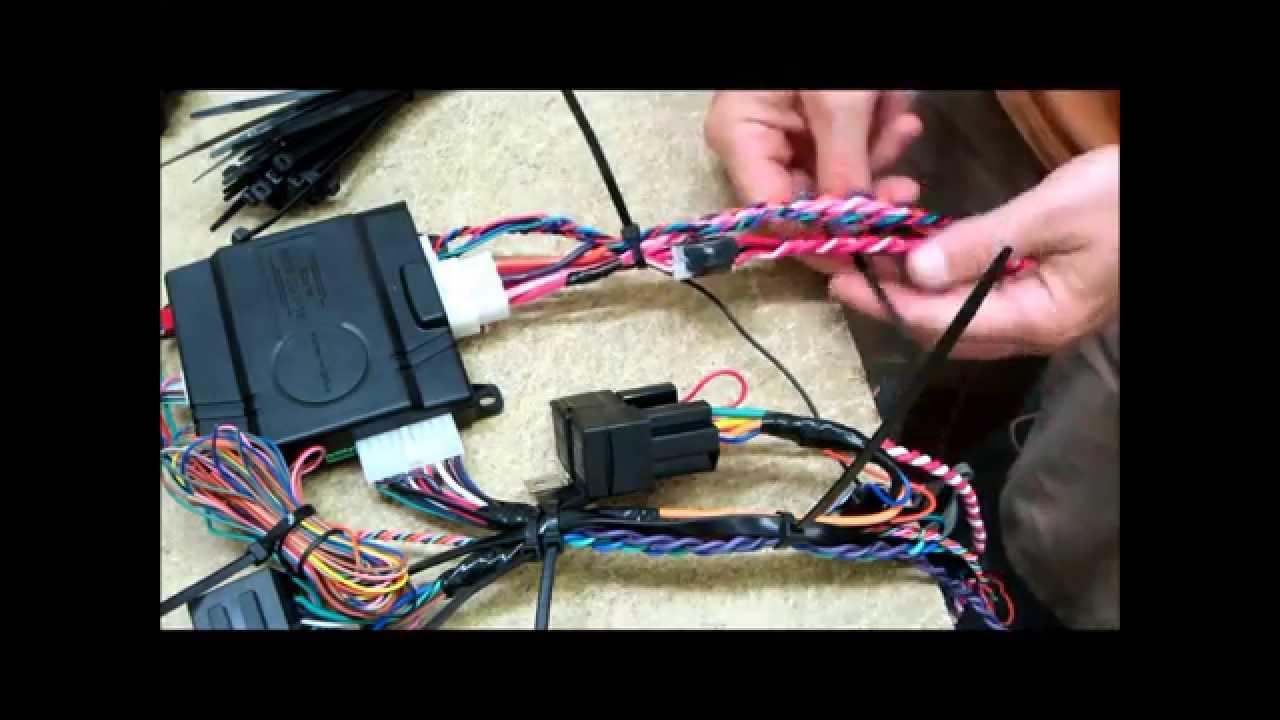 Part 11 Start To Finish Alarm Remote Start Install