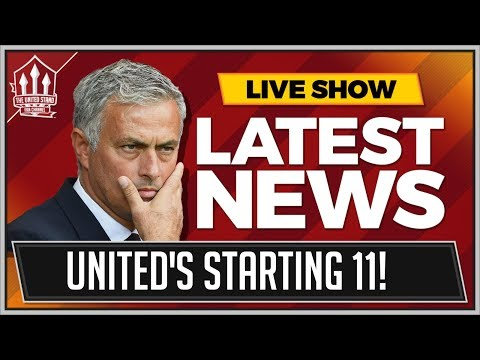 MANCHESTER UNITED's Potential Lineup With Lukaku, Matic & Bale! MAN UTD Transfer News