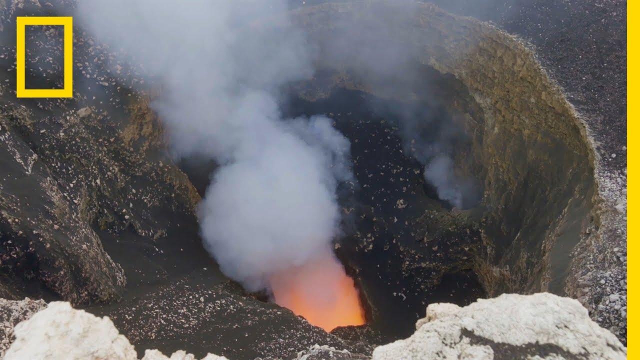 Into Nicaraguas Masaya Volcano | Explorer