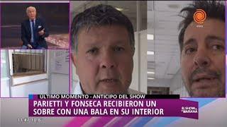 AMENAZA DE MUERTE al director y subdirector del hospital de niños
