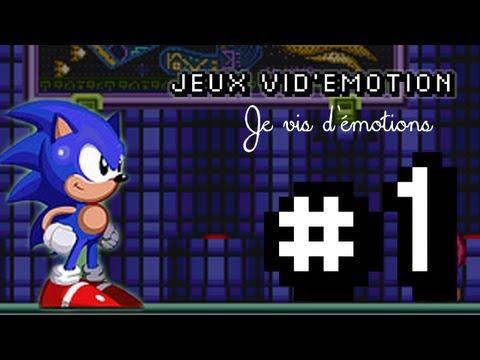 Jeux Vid'émotion - Ep1 : Sonic 3 & Knuckles
