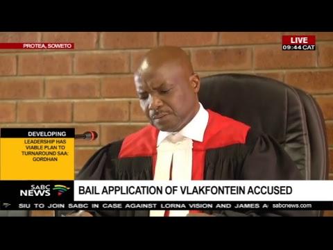 Bail Application of Vlakfontein Accused, 28 November 2018