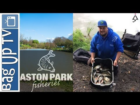Aston Park Fisheries - Split Lake - BagUpTV - Live Match Footage - Match Win