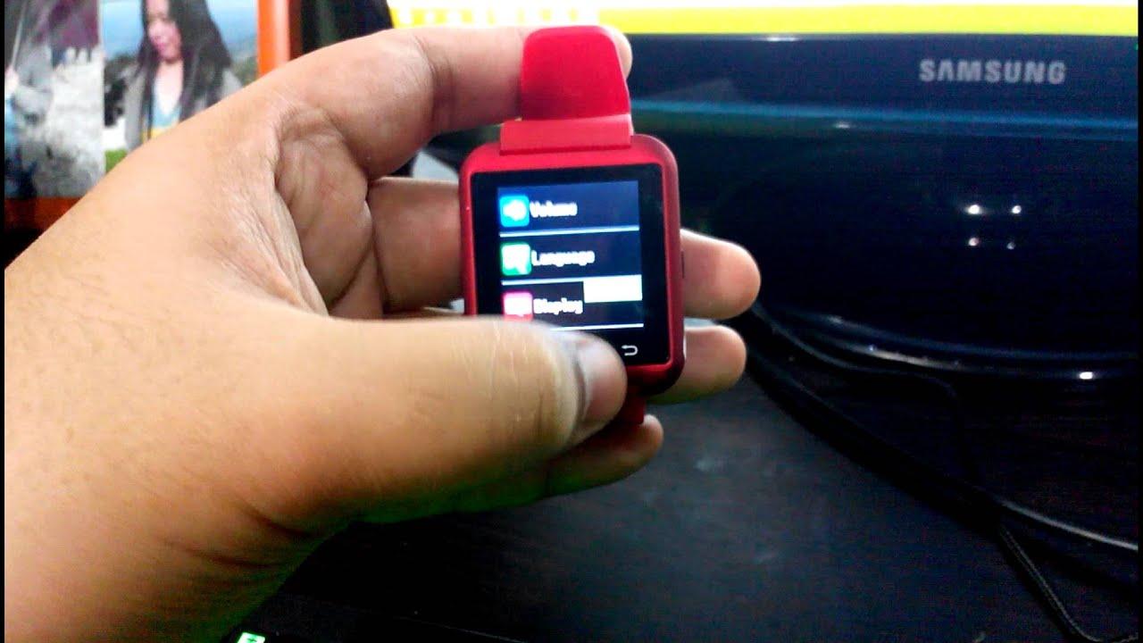 modoex smart watch specs