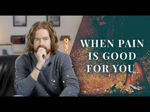 When #Pain is Good for You