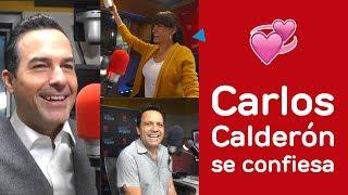 """Baixar Carlos Calderón sobre encontrar el amor de su vida: """"ha sido una lucha, pero no será eterna"""""""
