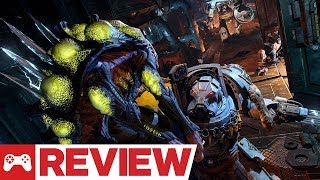 Space Hulk: Tactics Review (Video Game Video Review)
