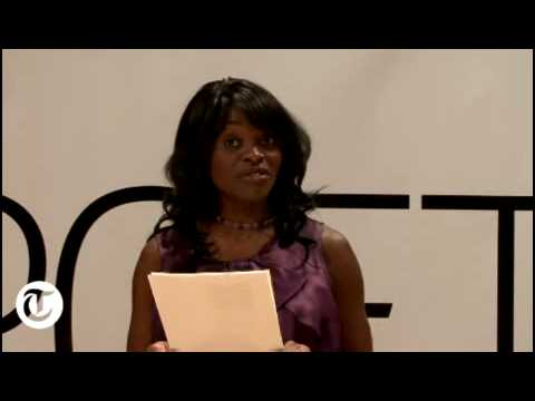 Rakie Ayola - Poetry for Performance competition
