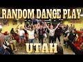 KPOP RANDOM DANCE PLAY CHALLENGE in Provo, Utah | Aug. 17, 2018