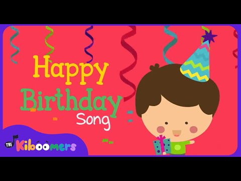 Happy Birthday Song – Video Birthday Cards for Kids