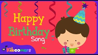 Скачать Happy Birthday Song Happy Birthday To You Song For Kids The Kiboomers