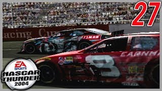 BACK ON POLE! | NASCAR Thunder 2004 Career Mode Ep. 27