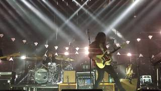 The War On Drugs - Clean Living (Live Debut) (Portland, ME 9-18-2017)
