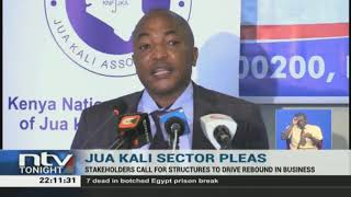 Jua Kali stakeholders call for a COVID-19 committee