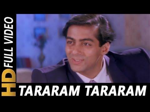 Tararam Tararam Tararam Pa | S. P. Balasubrahmanyam | Yeh Majhdhaar 1996 Songs | Salman Khan
