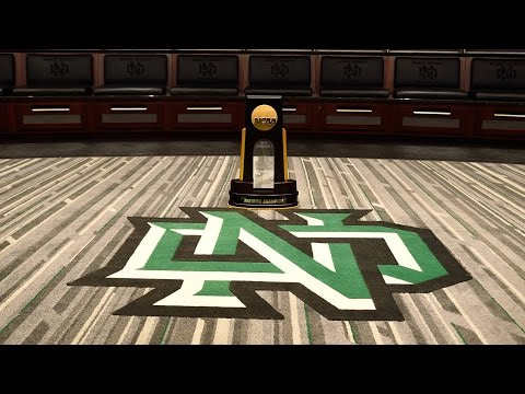 2015-16 Highlights: North Dakota Fighting Hawks men