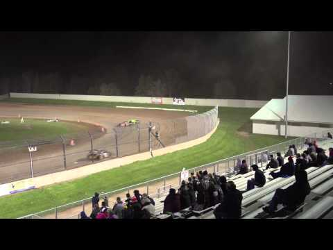 Oshkosh Speedzone Raceway Race Recap for May 9, 2014