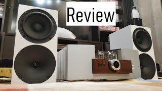 Buchardt S400 speakers review