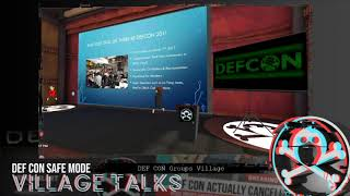 DEF CON Safe Mode DC Groups - DC201 New Jersey - Show and Tell