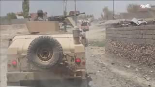 التحالف يكثف قصف على الموصل