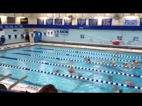 Kristy Kowal swim clinic