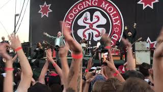 "Flogging Molly- ""The Hand of John L. Sullivan"" (Punk in Drublic Sac 2017)"
