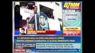 Duterte, tila nangampanya sa Malabon