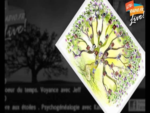 L'arbre aux étoiles avec  Kate Verept - Transgénérationnel et psychogénéalogie 09 Février 2016