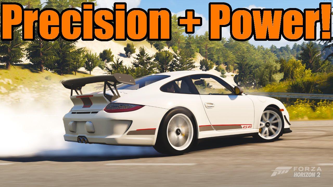 Forza Horizon 2 | Porsche 911 GT3 RS 4 0 | A True Driver's