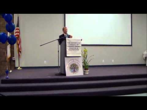 2012 Interfaith Banquet with Special Guest Speaker Peter Vidmar