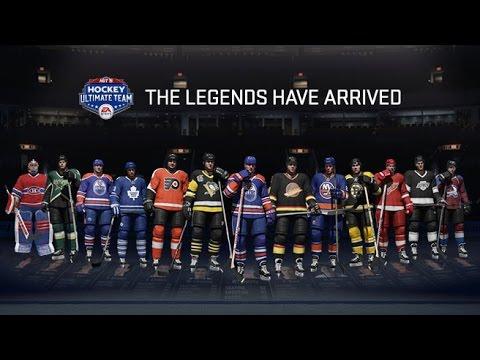 NHL 15: Hockey Ultimate Team Legends