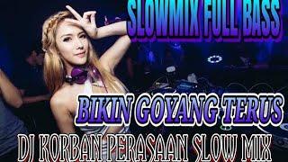 DJ KORBAN PERASAAN SLOW MIX 2020 FULL BASS LAGU MINANG VIRAL