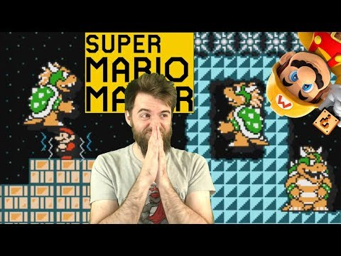 Right Here, Big Boy! \\ SUPER EXPERT NO SKIP [#21] [SUPER MARIO MAKER]