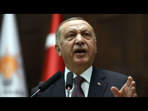 Erdogan Verhaftet