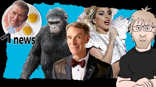 (Ken) Ham & AiG News - Gaga, Nye and Murdering Chimps Persecute Christians