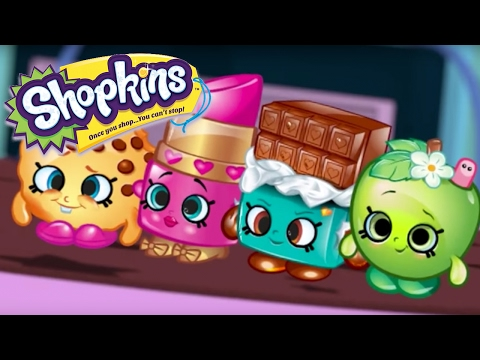 Shopkins | Mini Shopkins | Shopkins cartoons | Toys for Children
