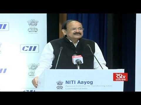 Vice President's Speech |  Conference on Jobs & Livelihood Creation by NITI Aayog