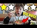 Eating At The Worst Reviewed Chinese Restaurant In My City (1 STAR)