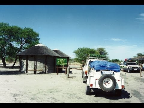 Central Kalahari Game Reserve. Botswana. (CKGR) Travel guide.
