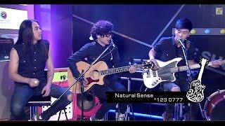 "Live@G 2015 : Natural Sense โชว์ซิงเกิลล่าสุด ""แค่นาที"""