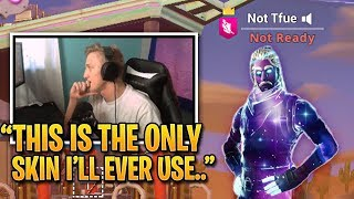 Tfue Says He'll Only Use This Skin... | Fortnite Best Moments