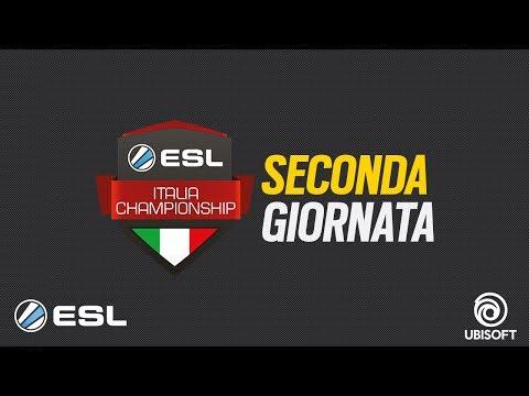 Rainbow Six ESL Italia Championship - Diretta della Seconda Giornata