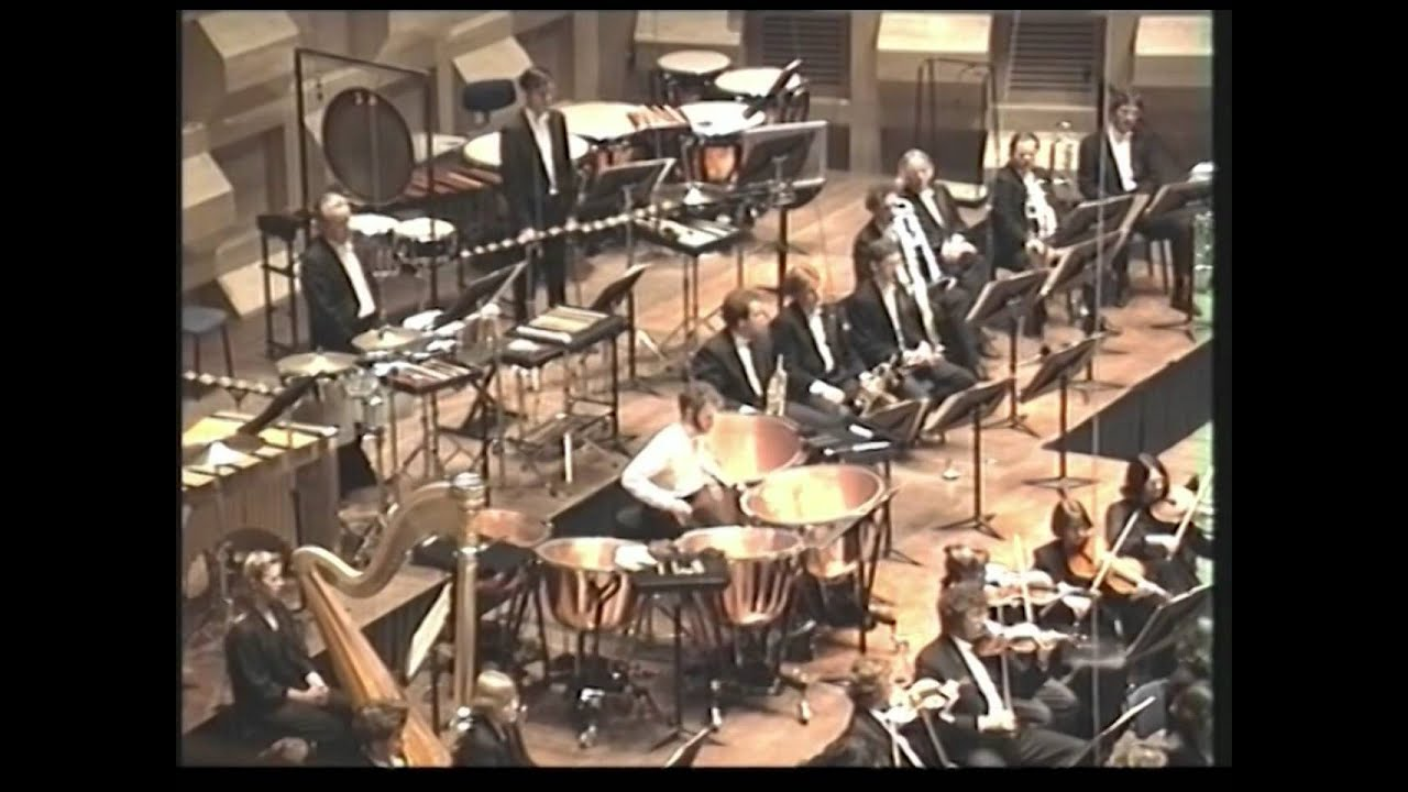 Concertos for Timpani and Orchestra