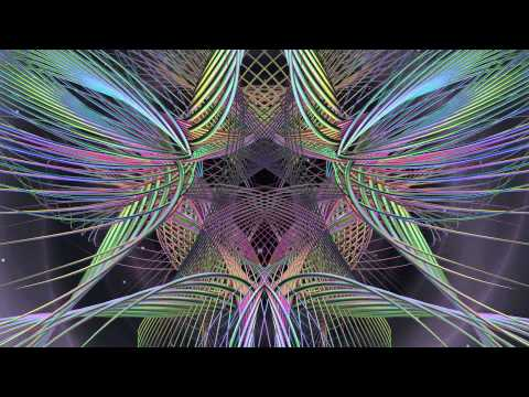 Weltraum - Music by Art of Infinity, Visual Music by Chaotic