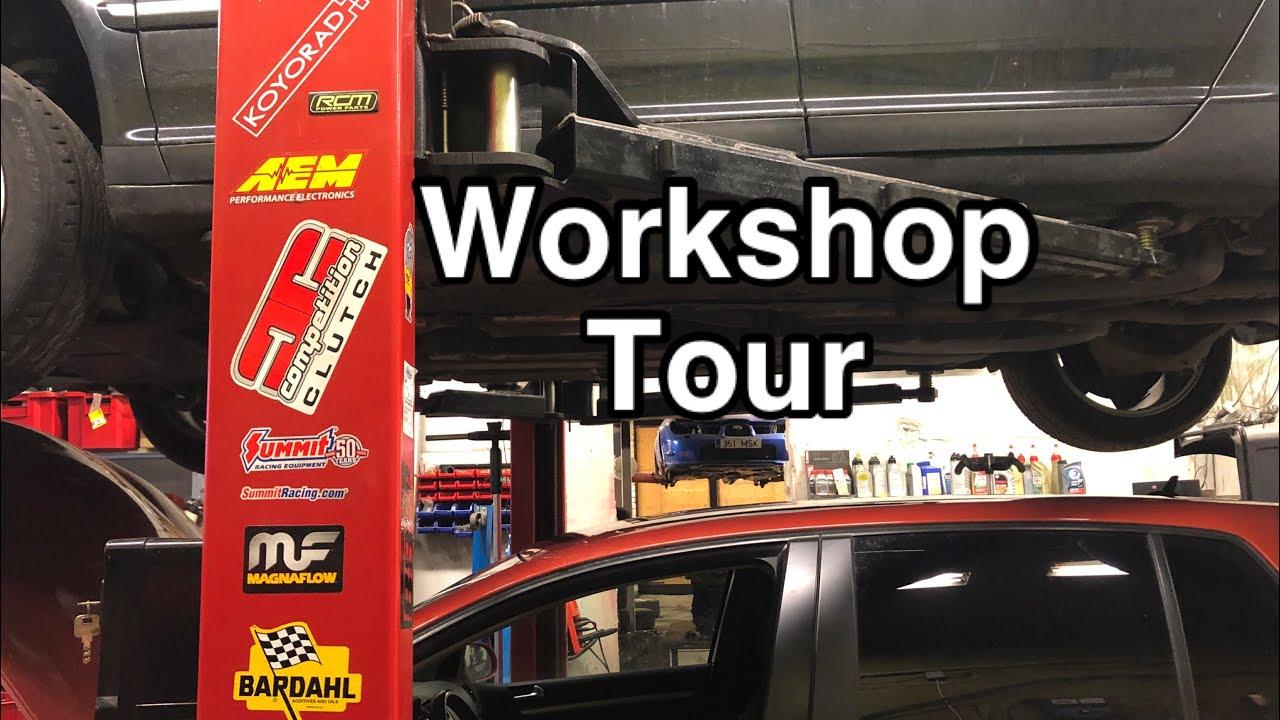 Workshop Tour 1   500 sub special