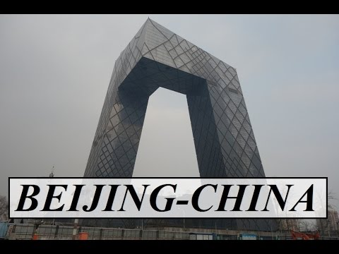 China/Beijing (Skyscrapers in Beijing-CCTV Tower) Part 32