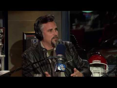 The Artie Lange Show - Richard Rawlings  (in-studio) Part 1